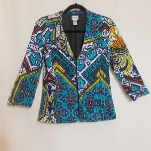 Chico's cotton jacket for spring
